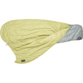 Big Agnes V Notch UL 40 Saco de Dormir Largo, gris